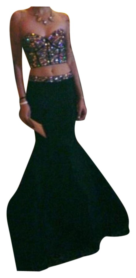 Camille la Vie Two Peice Mermaid Ball Gown Long Formal ... - photo #46