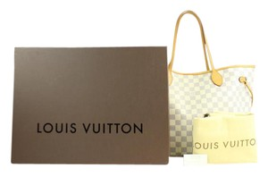 Louis Vuitton Tote Neverfull Shoulder Bag