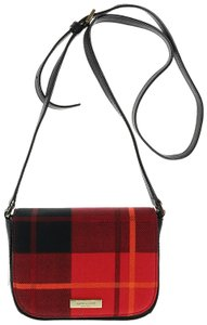 Kate Spade Plaid Cross Body Bag