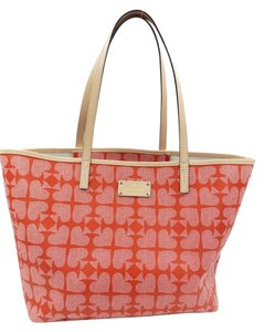 Kate Spade Ace Of Spades Tote in Red