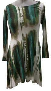 Karen Kane short dress earth tones on Tradesy
