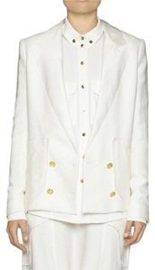 Camilla and Marc white Blazer