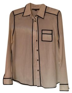Proenza Schouler Button Down Shirt white