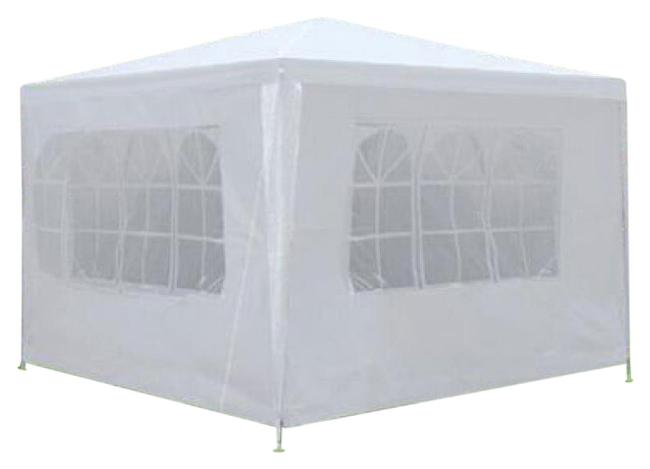 Item - White 10' X 10' Event Tent Gazebo Pavilion with Removable Walls Canopy/Chuppah