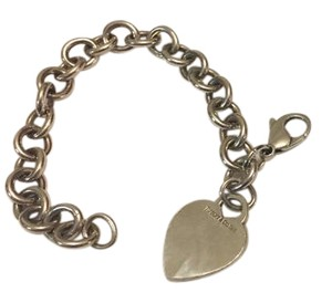 Tiffany & Co. Tiffany & Co Heart Bracelet