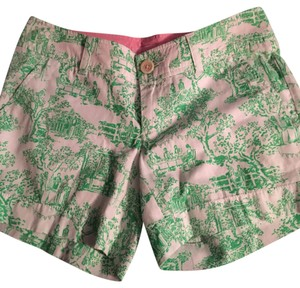 Lilly Pulitzer Mini/Short Shorts Spring fever