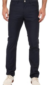 Theory Straight Leg Jeans-Dark Rinse