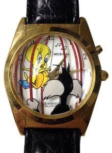 Armitron Vintage 1995 Tweety Bird Watch. Armitron Watch. Vintage Watch.