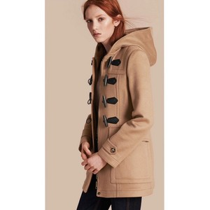 Burberry Brit Duffle Wool Pea Coat