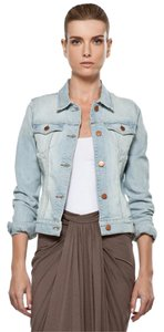 J Brand Atomic blue Womens Jean Jacket