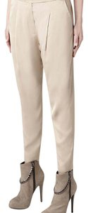 AllSaints Capri/Cropped Pants Cream