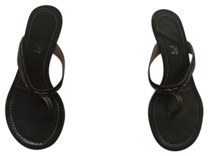Lambertson Truex BLACK Sandals
