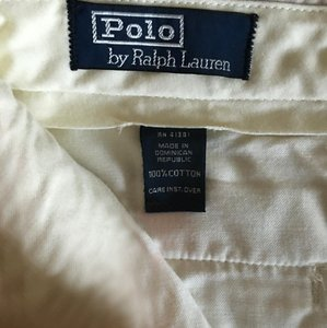 Polo Ralph Lauren Khaki/Chino Pants Sand