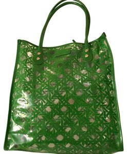Kate Spade Green Beach Bag