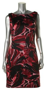 Tahari Print Dress