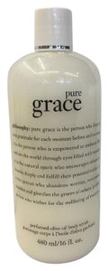 Other PHILOSOPHY PURE GRACE PERFUMED OLIVE OIL BODY SCRUB 16 oz Sealed