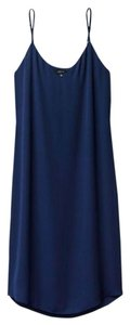 Navy Maxi Dress by Aritzia Midi