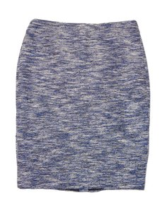 Ann Taylor Pencil Tweed Skirt