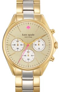 Kate Spade Two-Tone Seasport Grand Bracelet Watch