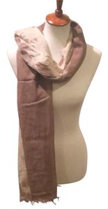 Woolrich ombre scarf