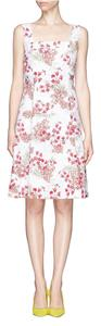 Tory Burch short dress Sylvia Cotton Poplin on Tradesy