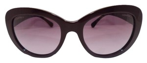 Chanel Chanel 5346 Dark Burgundy/Bordeaux Frame/ Violet Gradient Lenses