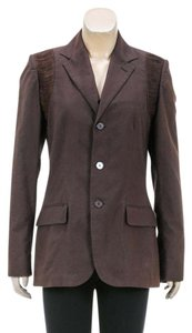 Jean-Paul Gaultier Brown Blazer