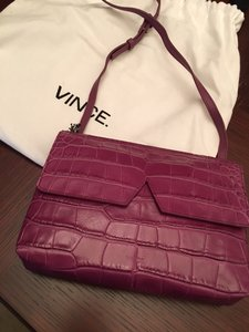 Vince Croc Brand New Cross Body Bag