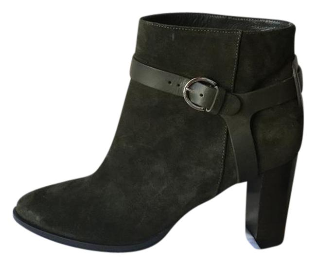 Item - Green New Army Boots/Booties Size EU 37 (Approx. US 7) Regular (M, B)