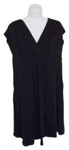 Ann Taylor LOFT short dress Black Medium Medium Medium on Tradesy