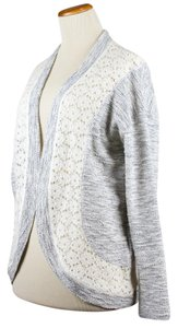 Fever Cardigan Floral Lace Sweater