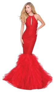 Jovani Prom Beaded Mermaid Dress
