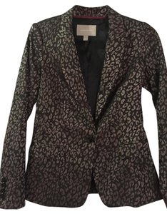Banana Republic Banana Republic Brand New Leopard Blazer