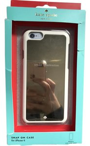 Kate Spade Snap On Case iPhone6/6s Center of Attention- GOLDMIRROR