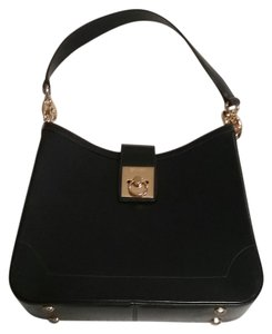 Céline Vintage Glossy Tote Shoulder Bag