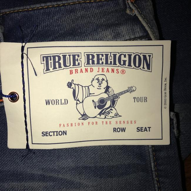 True Religion N W T Size 23 ** Free Shipping ** Premium Basic Jeggings Image 5
