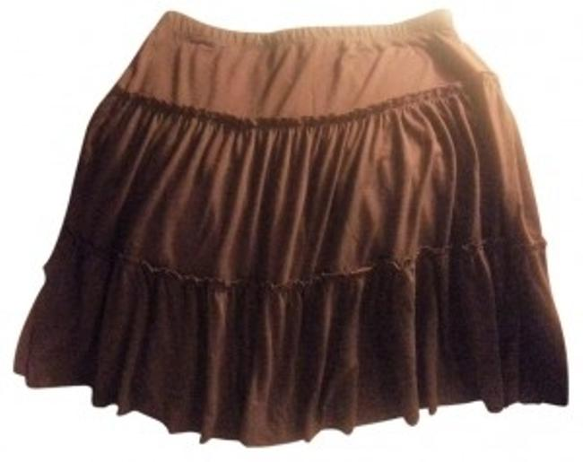 Charlotte Russe Skirt Brown