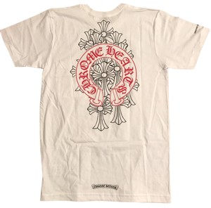 Chrome Hearts T Shirt White