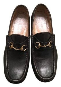 Gucci Loafers Moccasins Brown Flats