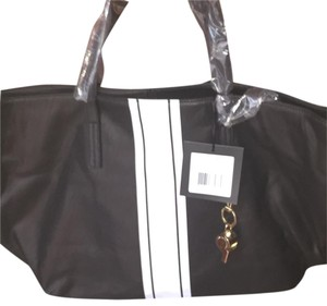 Cynthia Rowley Tote in black/white