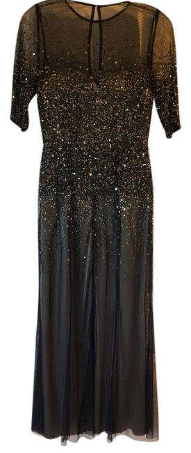 Adrianna Papell Beaded Dress Image 0