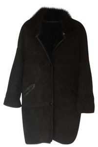 Bally Fur Coat