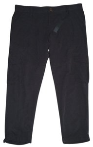 JOE'S Jeans Rayon Military Cargo Pants CHARCOAL