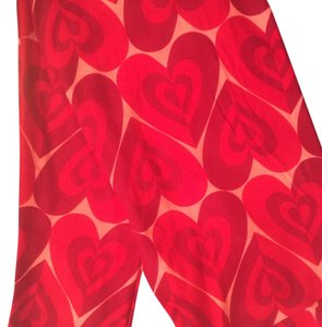 LuLaRoe Valentine's Day leggings brand new with tags pink Leggings