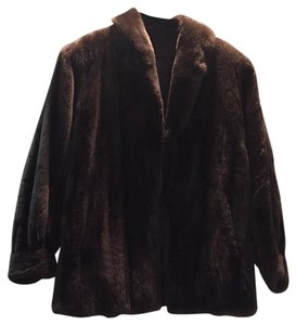 H. Rojo Fur Coat