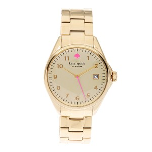 Kate Spade Gold Seaport Grand Watch