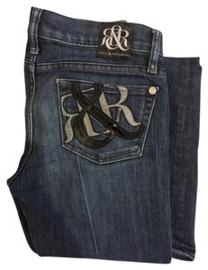 Rock & Republic & Denim Boot Cut Jeans-Medium Wash