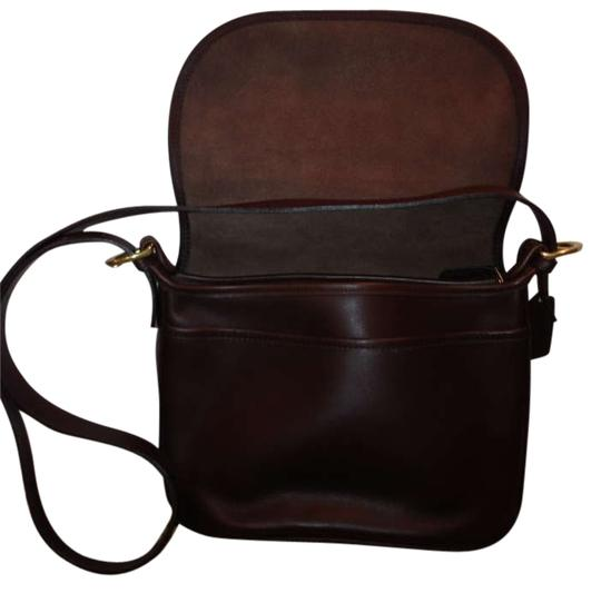 Preload https://item4.tradesy.com/images/coach-vintage-classic-saddlebag-brown-leather-shoulder-bag-206293-0-0.jpg?width=440&height=440