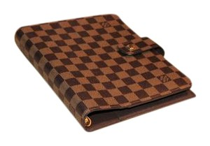 Louis Vuitton Louis Vuitton GM Agenda Damier Ebene