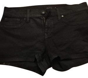 Level 99 Mini/Short Shorts Black